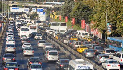 İstanbulda hafta sonu bazı yollar trafiğe kapatılacak