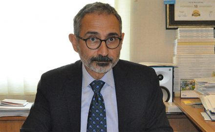 Prof. Dr. Metin Çakmakçı, cerrahi alan enfeksiyonu hakkında bilgiler verdi